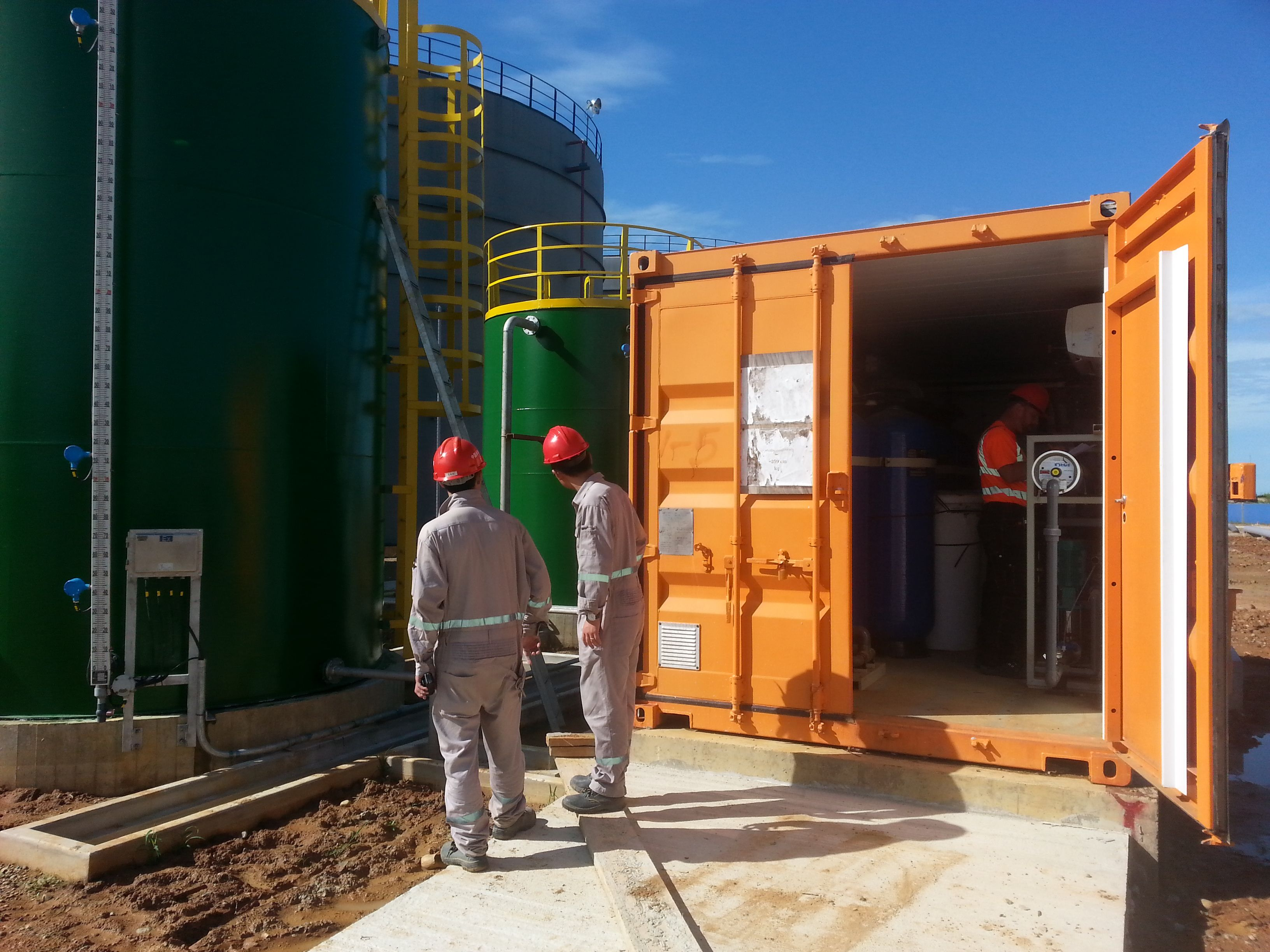 containerized-compressor