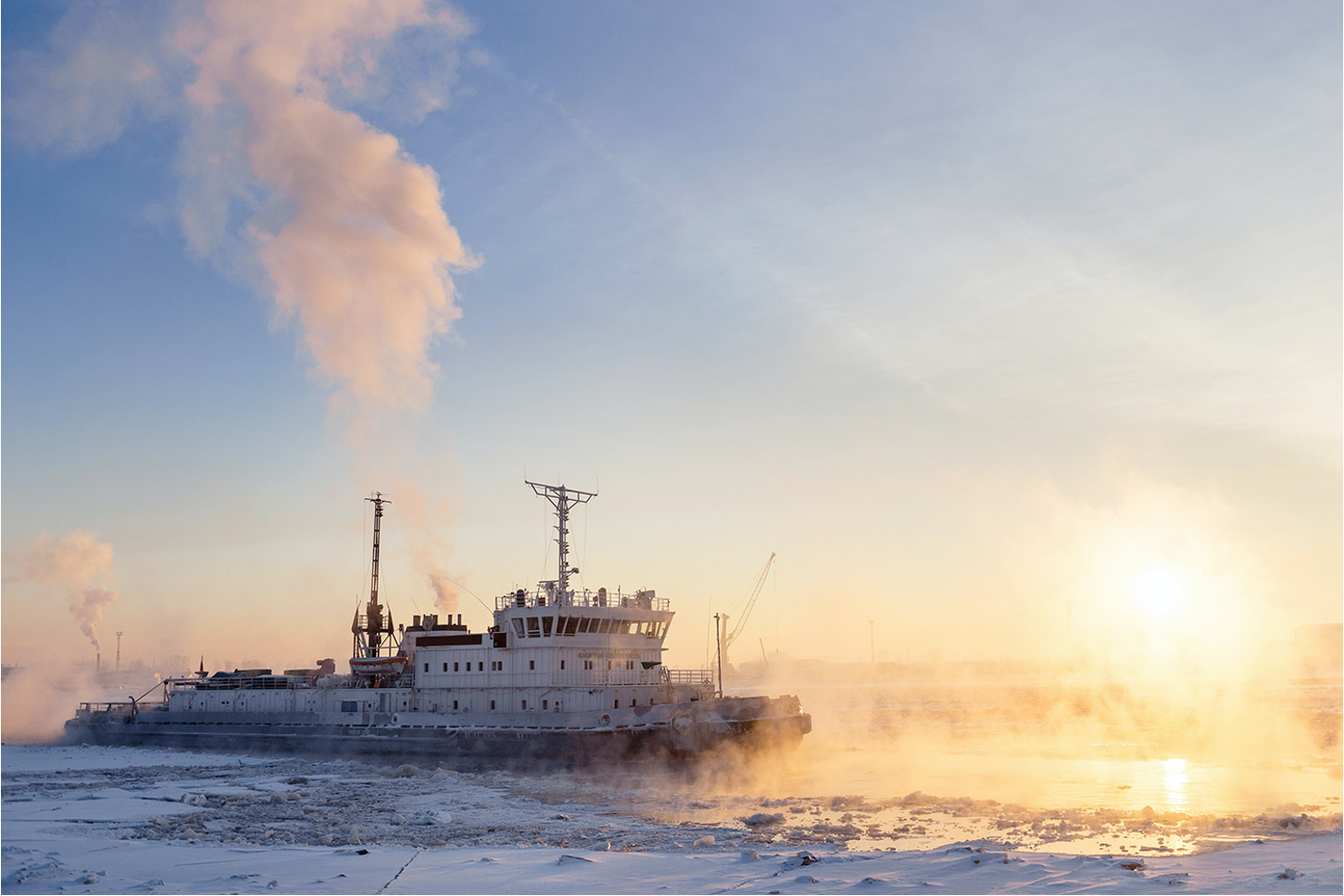 Lamor protects Arctic from Oil Spills
