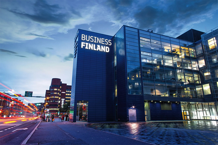 Lamor and Business Finland partnership