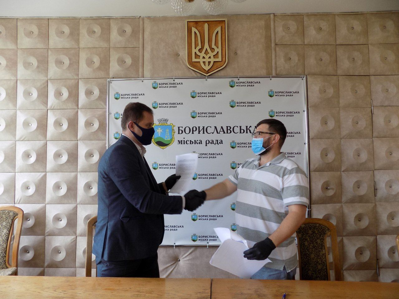 Lamor signed an Agreement with Boryslav city in Ukraine for environmental monitoring